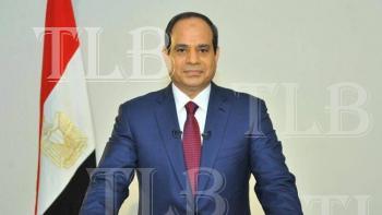 2024571ad8094 افتتح الرئيس المصري عبد الفتاح السيسي الاربعاء مرحلة الانتاج المبكر في حقل